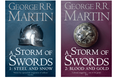 A Storm of Swords - Volume Three