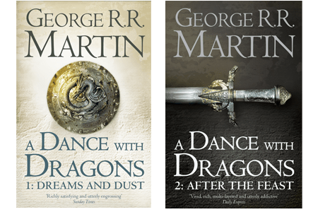 A Dance with Dragons - Volume Five